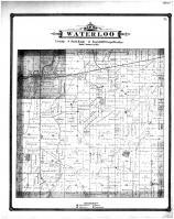 Waterloo Township, Jefferson County 1887